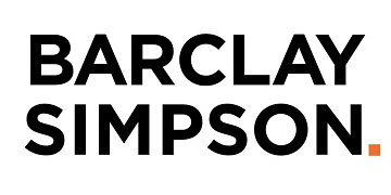 Logo for Barclay Simpson.